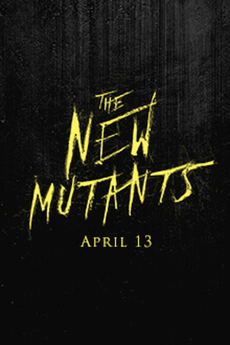 Film Spin Off X-Men The New Mutans Tayang April 2018
