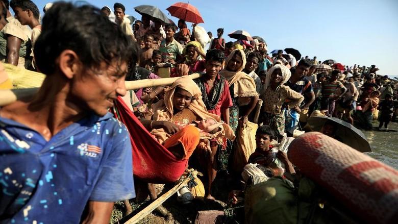 PM Inggris: Militer Myanmar Harus Bertanggung Jawab Atas Krisis Rohingya