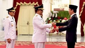 Kontroversi Pidato Pribumi, Jokowi: Tanya Pak Anies