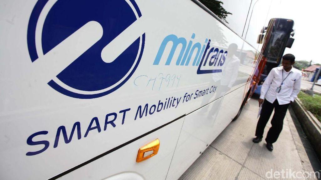 Sopir Metromini Banting Setir ke Minitrans, Gaji Minimal Rp 6 Juta