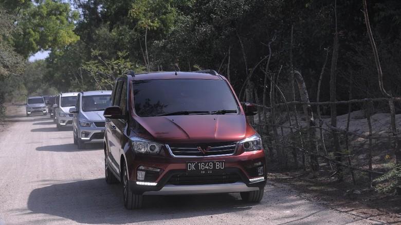Wuling Confero. Foto: Dok. Wuling Motors Indonesia