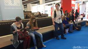 300 Buku Indonesia di Frankfurt Book Fair 2017
