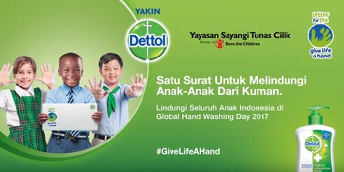 Letter For Life Kampanye Cuci Tangan Dengan Sabun