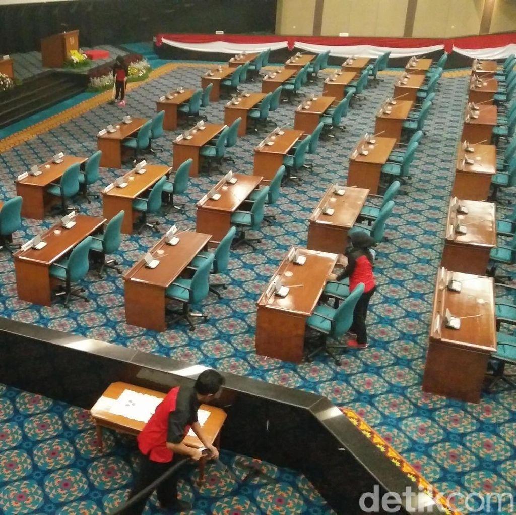 Syaikhu Kritik DPRD soal Cawagub, Anies: Mudah-mudahan Mulai Bekerja