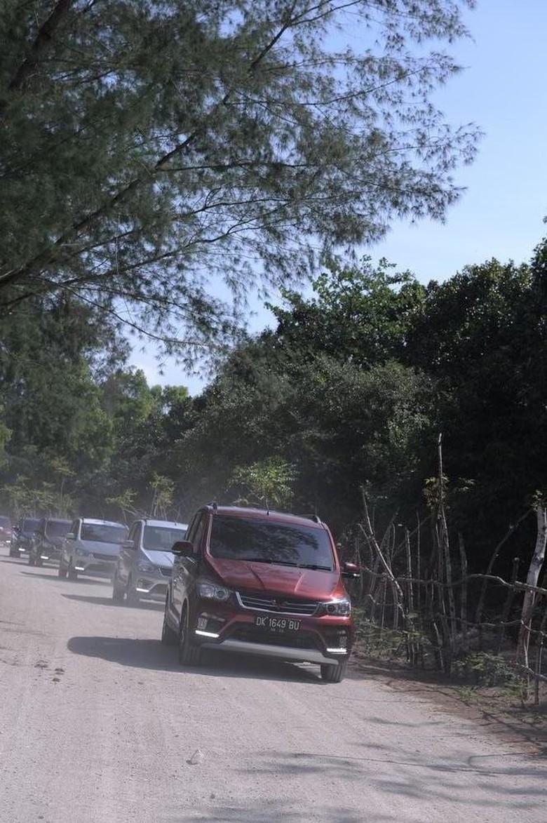 Wuling Confero yang di negara asalnya bernama Hongguang diklaim sudah teruji keandalannya. Foto: Dok. Wuling Motors Indonesia