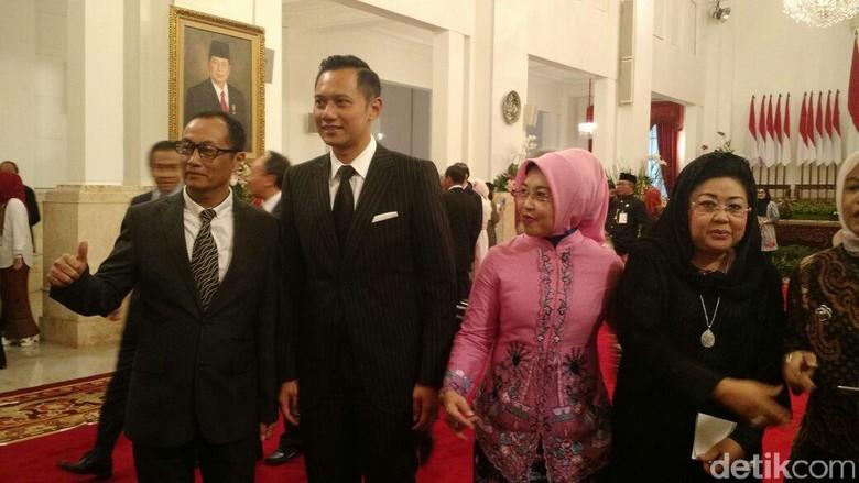 PD Ungkit Kriminalisasi yang Dinilai Bikin AHY Tumbang di DKI