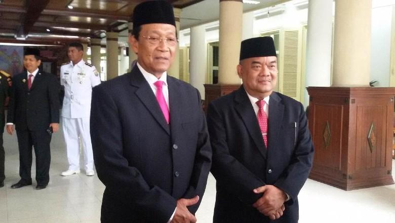 Sri Sultan HB X Sampaikan Panca Mulia Saat Pidato Pertama