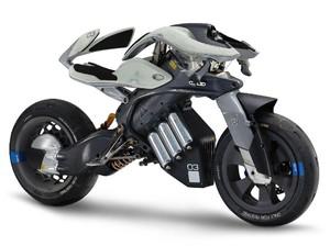 Motor Pintar Yamaha