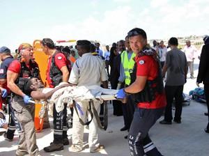 400 Orang Luka Akibat Ledakan Bom Truk, Somalia Darurat Stok Darah