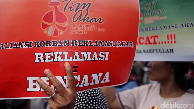 Gubernur Anies Diminta Rangkul Kementerian untuk Hentikan Reklamasi