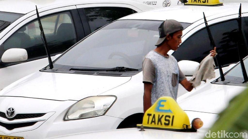 Pemohon Cabut Perkara PKPU Taksi Express