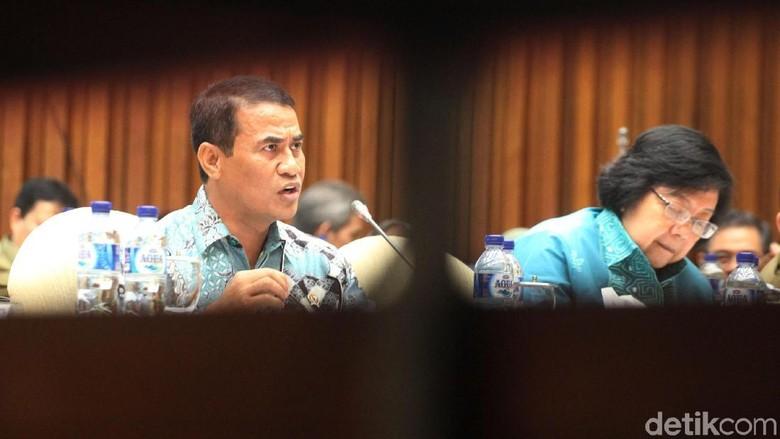 Menteri LHK, Mentan dan DPR Bahas Program dan Anggaran