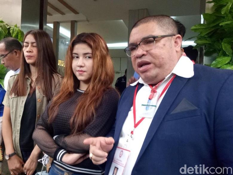 Anak Putri Stagi Bersedia Tes DNA dengan Ferry Juan