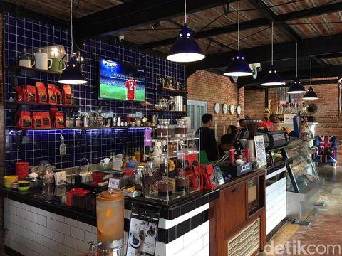Cafe Brick Jogja.