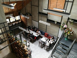 Warga Makassar Bisa Cicip Ragam Kopi Lokal di Coffee Shop Ini