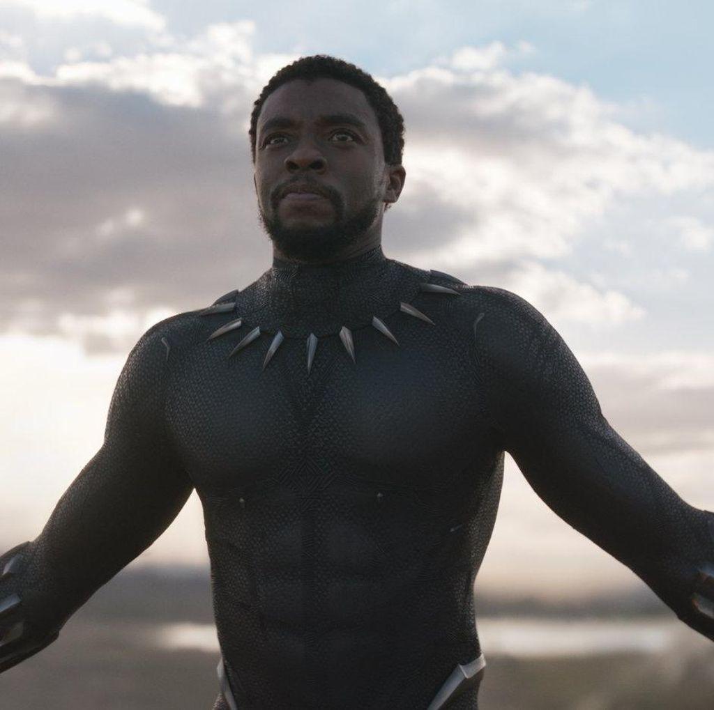 Wakanda Forever Slogan yang Bikin Chadwick Boseman Bosan