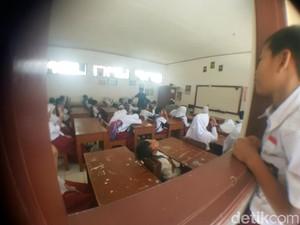 Teman Sekelas Korban Pemukulan Guru Sukabumi Jalani Hipnoterapi