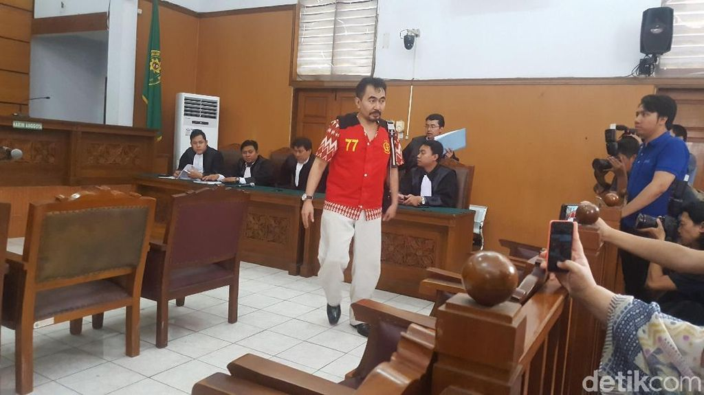 Pengacara Aa Gatot Sebut Jaksa Tidak Adil
