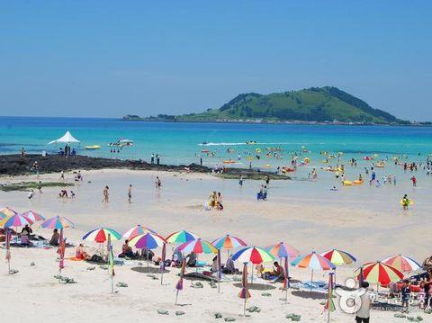 Hyopjae Beach