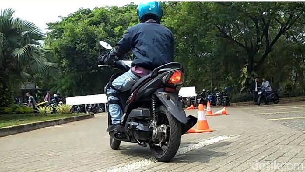 Test Ride Yamaha Mio S Tubeless & Ban Lebar.