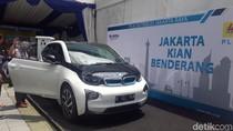 PLN Pamer SPBU Bisa Ngecas Motor Hingga Mobil Listrik BMW