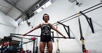 Inspiratif! Wanita Ini Hadapi Kerasnya Hidup dengan Olahraga Ekstrem