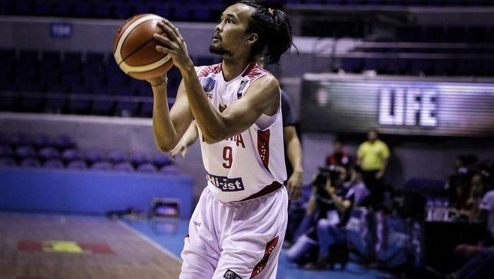 Sandy Febiansyakh berpeluang memperkuat Timnas basket ke Asian Games 2018. Foto: FIBA