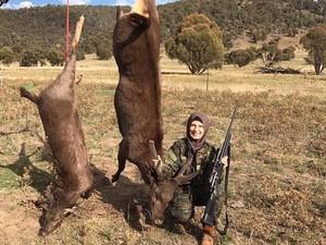 Ini Kadeja Assaad, Jadi Sorotan karena Dikenal Sebagai Pemburu Berhijab