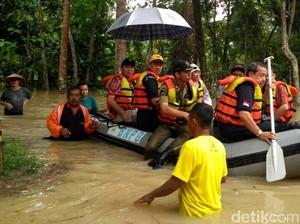 BPBD Kebumen Siapkan Tiga Perahu Karet untuk Evakuasi Warga