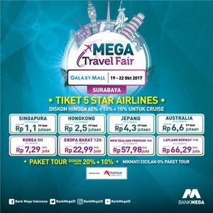 Siap-siap! Banyak Promo Tiket Pesawat dan Tur ke Luar Negeri di Surabaya