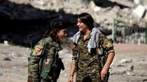 AS Mulai Tekan Turki yang Serang Kurdi Suriah