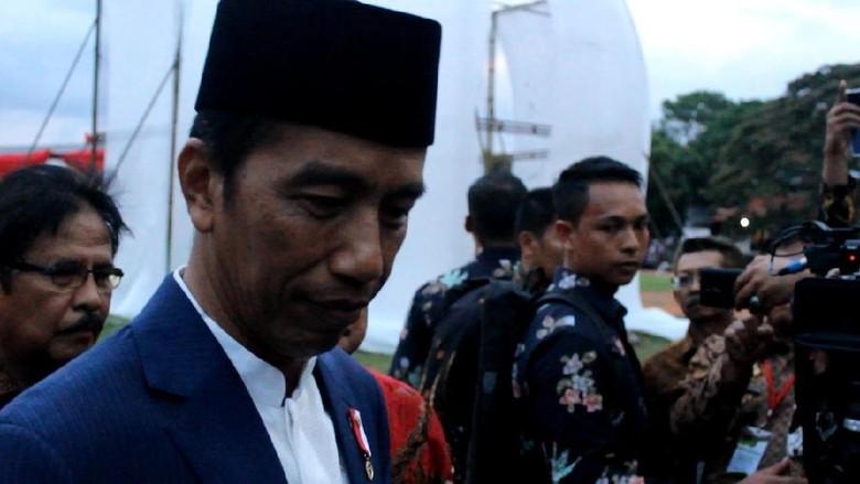 Ketua Asosiasi Pemprov: Jokowi Ingin Kepala Daerah Tak Takut