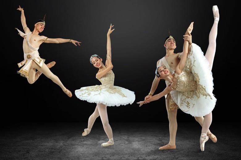 Koreografi Pentas Rama dan Sinta Tetap pada Balet Klasik