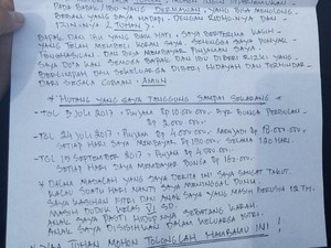 Berikut Isi Lengkap Curhat Penjual Koran di Surabaya