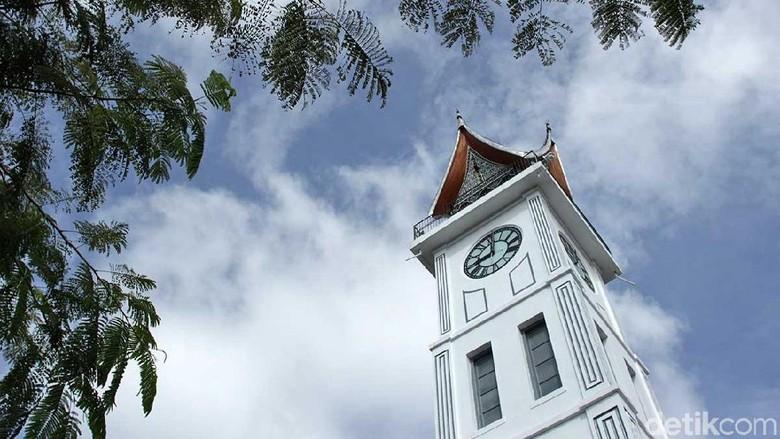 Jam Gadang Bukittinggi (Randy/detikTravel)