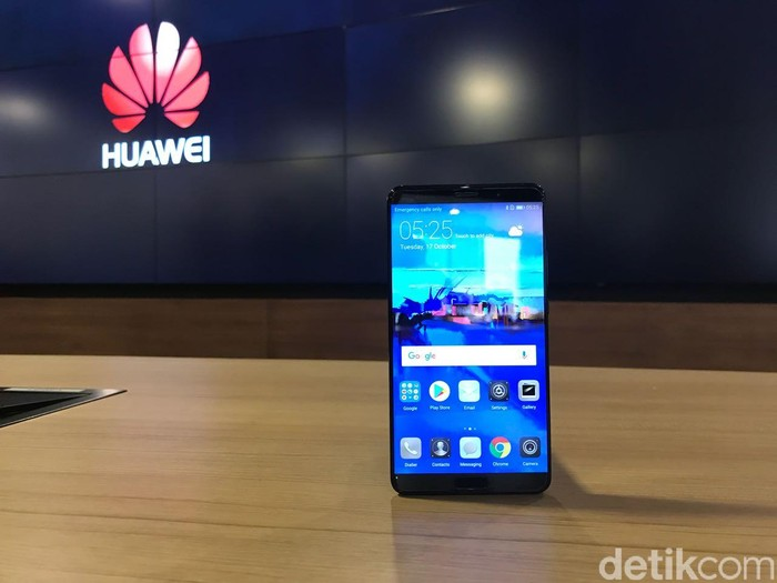 Ponsel Huawei. Foto: detikINET/Adi Fida Rahman