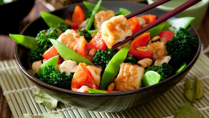 Gaya hidup sehat berbasis pangan nabati belakangan tengah ngetren (Foto: iStock)