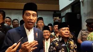 Jokowi Ingin Petani Tak Lagi Tanam Tembakau