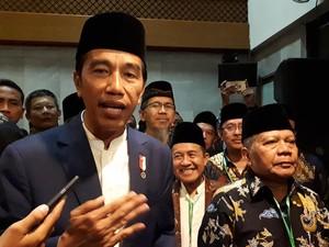 Di Bandung, Jokowi Curhat soal Dirinya yang Dituding PKI