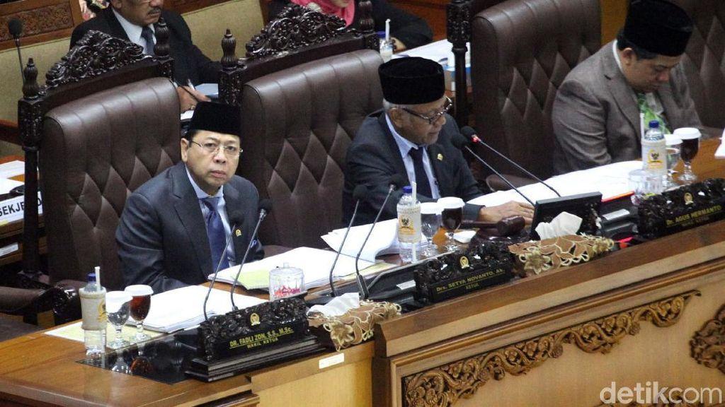 Tertidur Saat Rapat DPR, Setya Novanto Jadi Sorotan Netizen