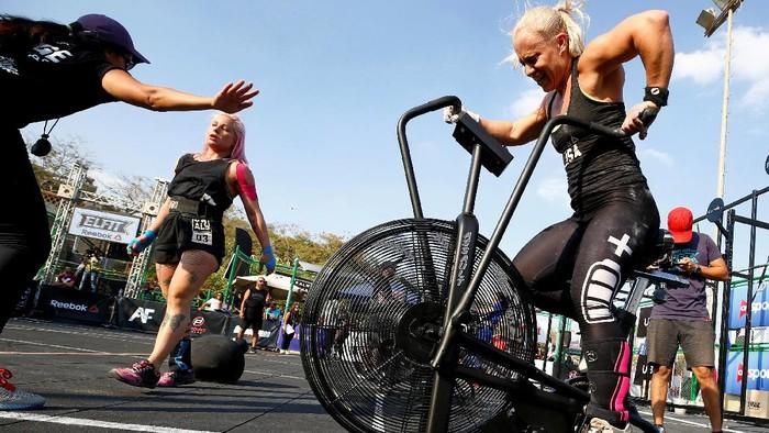 Ilustrasi olahraga (REUTERS/Mohamed Abd El Ghany)