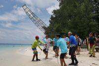 Sebelum Pulau Bangka, Teguh Ostenrik Juga Tenggelamkan Karya di Pulau Sepa