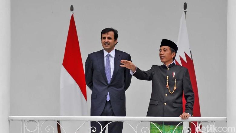 Jokowi: Banyak yang Tak Tahu Negara Ini Berpenduduk Muslim Terbesar