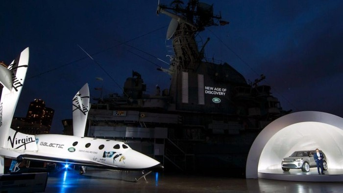 Dikembangkan lebih dari 10 tahun, pesawat luar angkasa Virgin Galactic siap beroperasi. Tak tanggung-tanggung pesawat ini siap menembus luar angkasa.