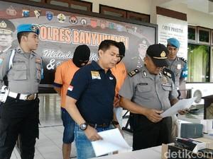 Dua Pencuri Spesialis Rumah Mewah di Banyuwangi Dibekuk
