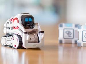 Keren! Robot Peliharaan Mirip Karakter Wall-E