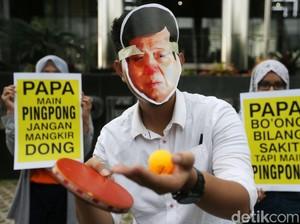 Ketika Setya Novanto Tantang KPK Main Pingpong 3 Babak