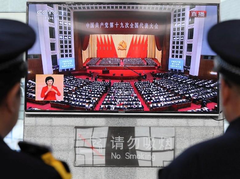 Mencermati China Pasca Kongres ke-19 Partai Komunis