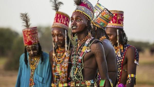 Nigeria, Lebanon, Republik Dem. Kongo, Sudan Selatan menduduki posisi ke 79 (Tariq Zaidi/BBC)
