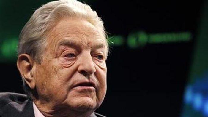 George Soros. Foto: Reuters